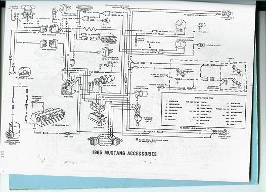 35520d1194194705 radio diagram 1966 mustang 66 accessories radio diagram to 1966 mustang ford mustang forum 1966 mustang radio wiring diagram at bakdesigns.co