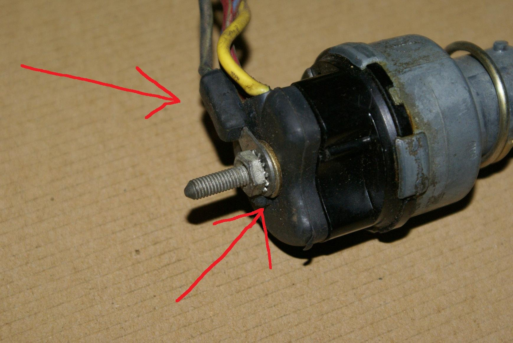 Ignition switch wiring for 1966 Mustang | Ford Mustang Forum | Ford Mustang Ignition Switch Wiring Diagram |  | Ford Mustang Forum