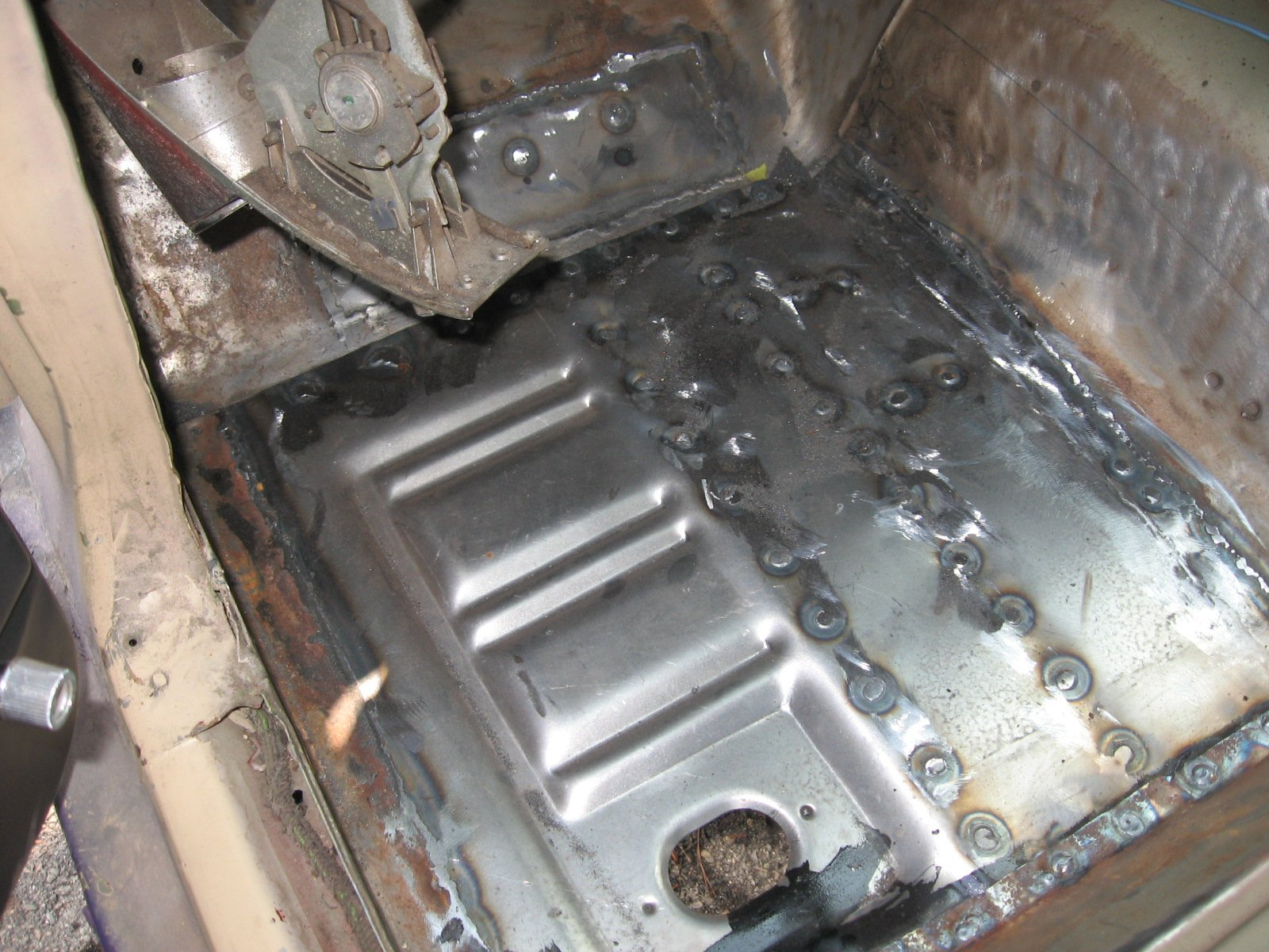 1966 Coupe Floor Pan Replacement Ford Mustang Forum