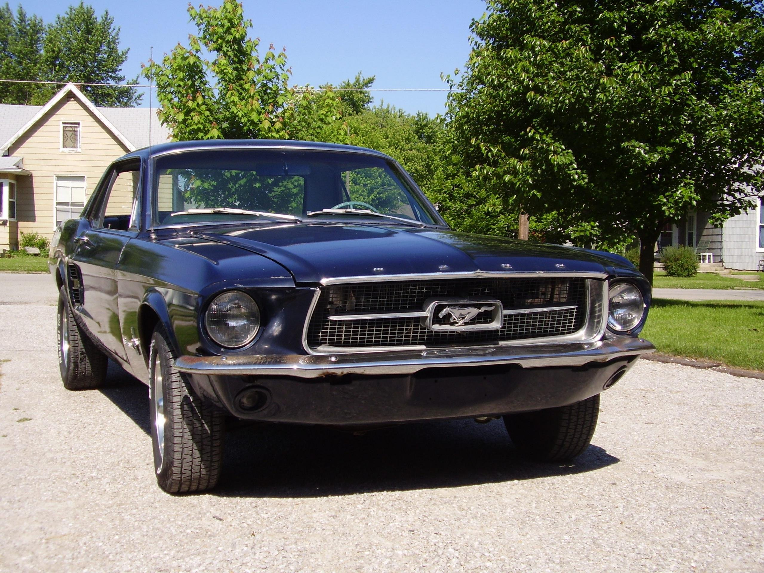 1967 Mustang Coupe - Ford
