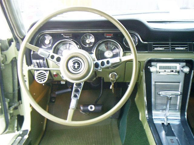 1968 Mustang Dimmer Switch Location Ford Mustang Forum