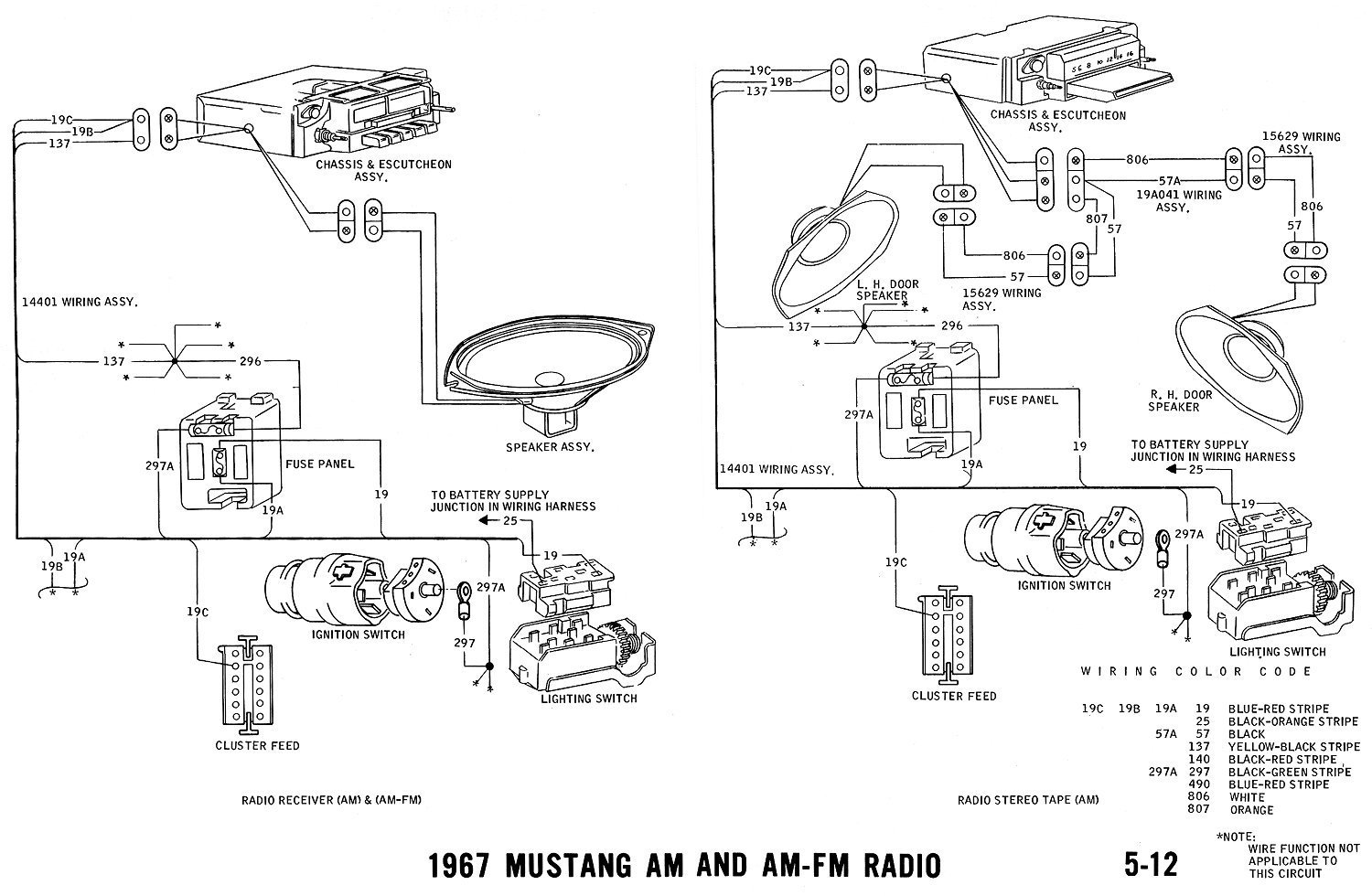 8 Track Wiring Diagram Ford Detailed Diagrams 2008 F150 Fog Light Operation Mustang Forum F 150