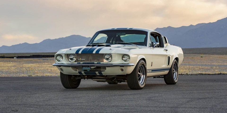 Shelby American Building GT500 Super Snake Continuation