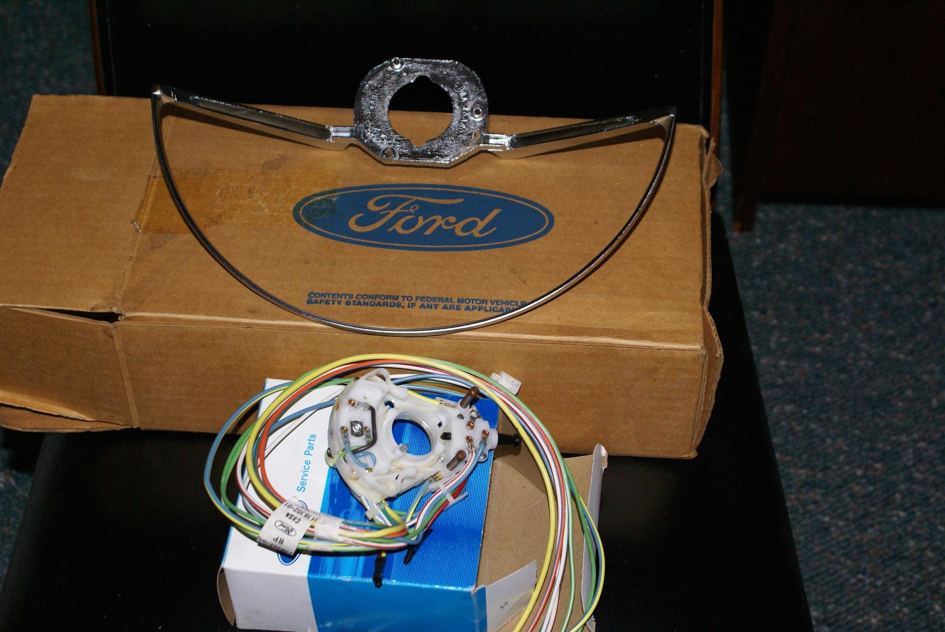 1968 mustang horn wont sound ford mustang forum 68 Mustang Horn Wiring click image for larger version name 68 horn stuff jpg views 1163 size 68 mustang horn wiring diagram