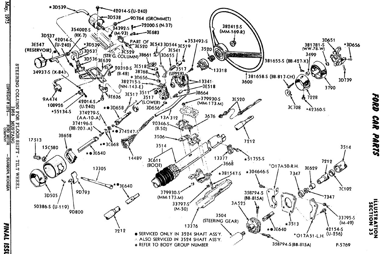 2000 Mustang Column Wiring Diagram Great Design Of 1967 Camaro Ss Fuse Box Panel Free Download 1969 1970 Mercury Cougar 3 8