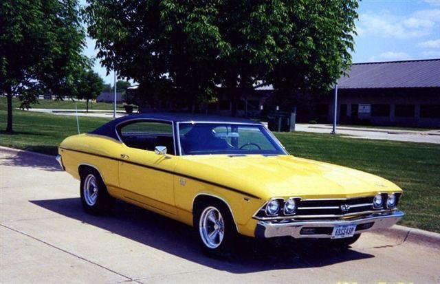 Nostalgic fun ford mustang forum - 69 chevelle ss 396 images ...