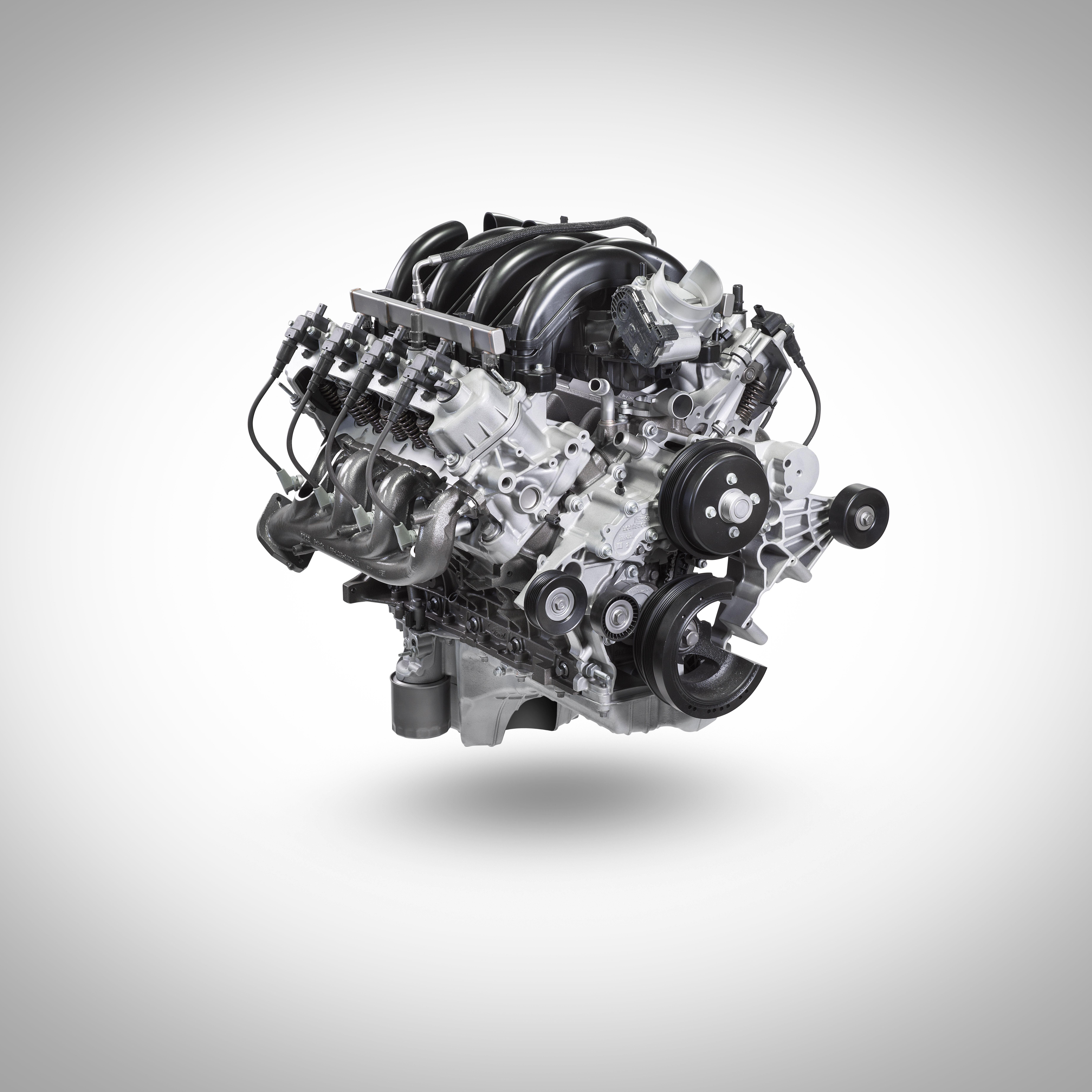 Watch: 600 HP 7.3L Godzilla V8 in a Fox Body Mustang