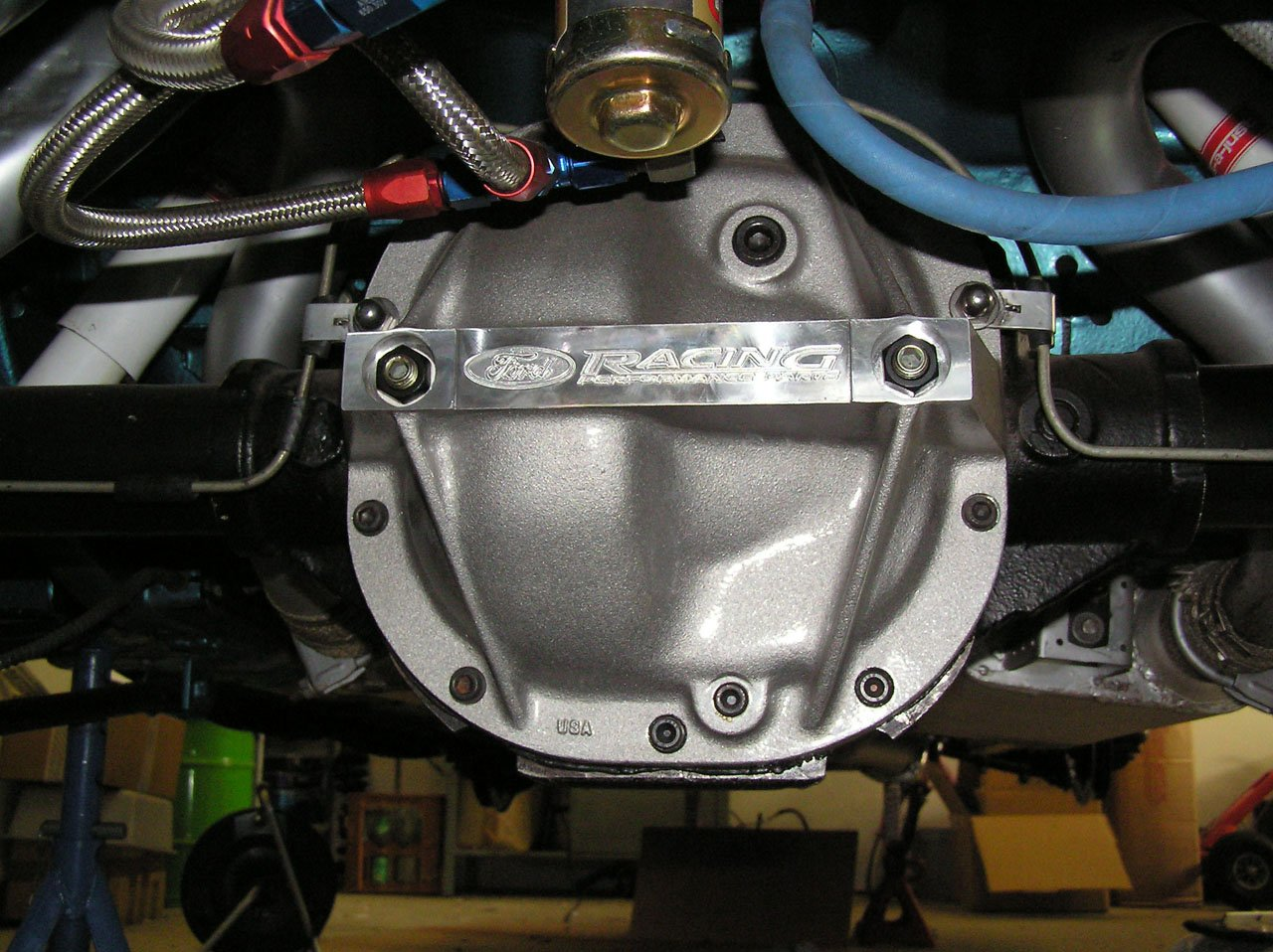 8 8 U0026quot  Rear End Into 1968 Mustang V8 Coupe
