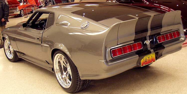73 Mustang Eleanor