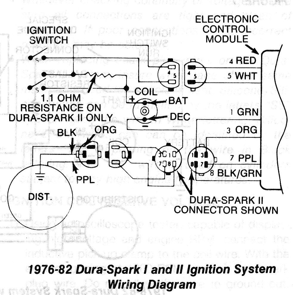 286130d1384690163 duraspark ii done but wont turn off 76 20dura duraspark ii done but wont turn off? ford mustang forum 1975 ford duraspark wiring diagram at soozxer.org