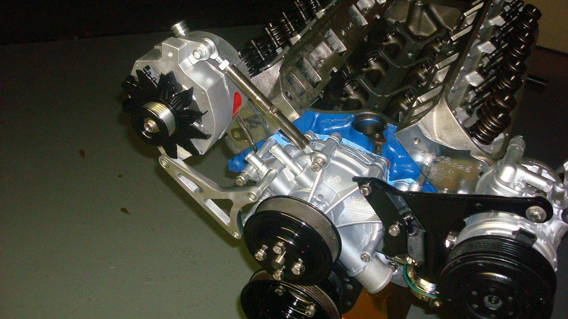 Alternator Options For 289 Ford Mustang Forum