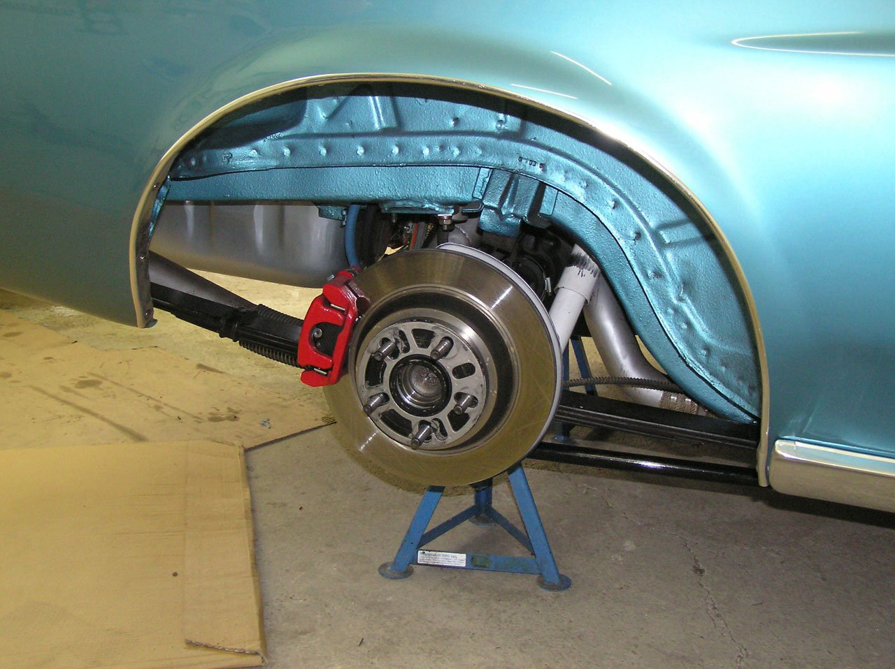 8 8 Quot Rear End Into 1968 Mustang V8 Coupe Ford Mustang Forum