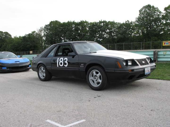 Beginning Autocross Mustang Ford Mustang Forum