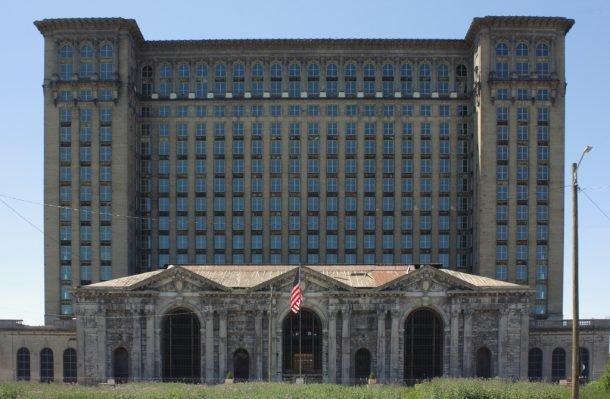 Ford Reportedly In Talks To Buy Michigan Central Depot