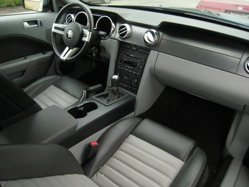 Click Image For Larger Version Name: Ag_07mustang_interior Views: 23354  Size: 46.1