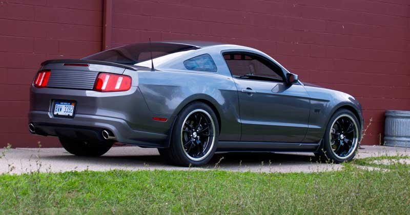 2008 Mustang GT Tires/rims? - Ford Mustang Forum