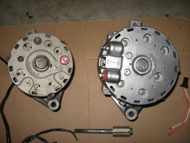 167687d1354599727 wiring 2g alternator into 68 mustang alt100avs65ab wiring 2g alternator into a 68 mustang ford mustang forum ford 1g alternator wiring diagram at gsmportal.co