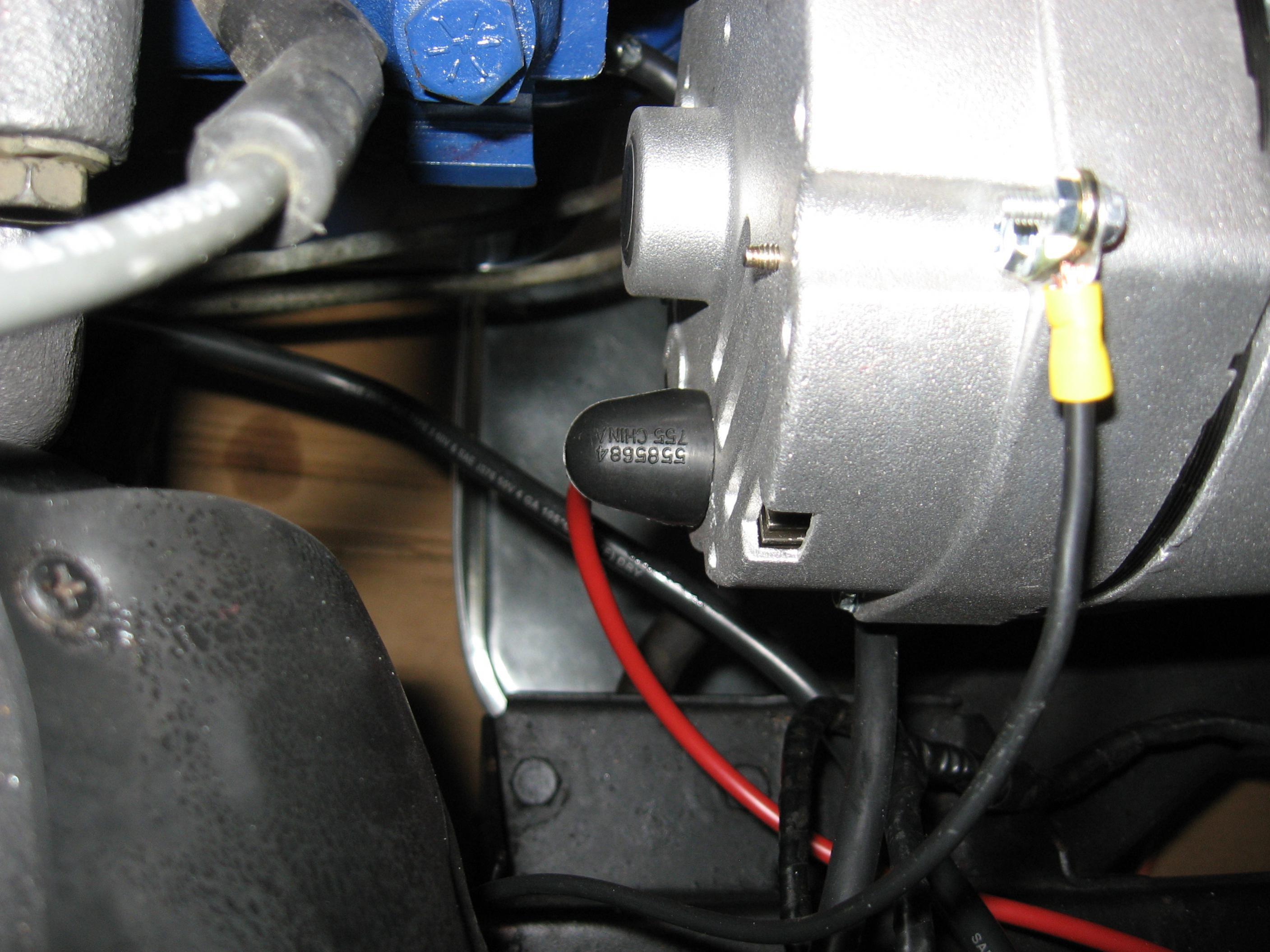 Tuff Stuff Alternator Wiring Diagram Library After Rotating Housing 002