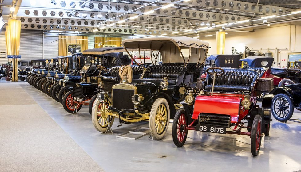 Massive Collection of Antique Fords Going to Auction