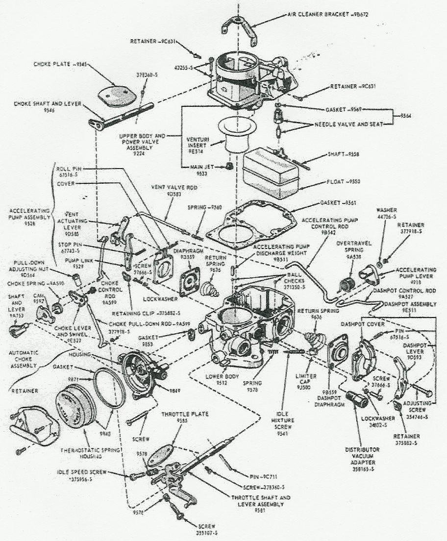 Autolite 1100 Diagram http://www.allfordmustangs.com/forums/classic