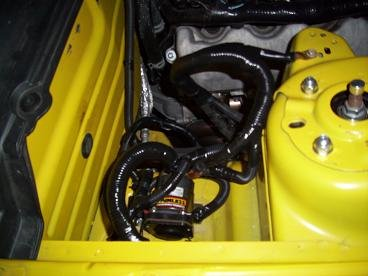 Has anyone done a battery relocation kit on a 2005 ...