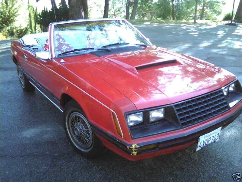1982 mustang convertible by intermeccanica ford mustang forum. Black Bedroom Furniture Sets. Home Design Ideas