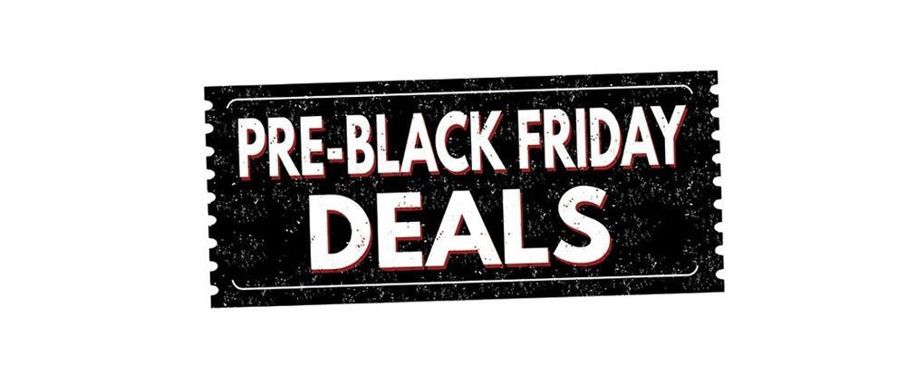 Best Early Black Friday Automotive Deals