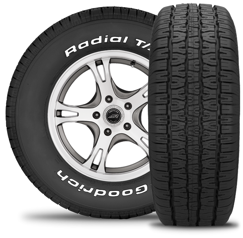 Anyone Find White Letter Tires For 17 Inch Wheels?