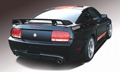 Behrman 2005 2008 Ford Mustang Rear Under Diffuser Ford