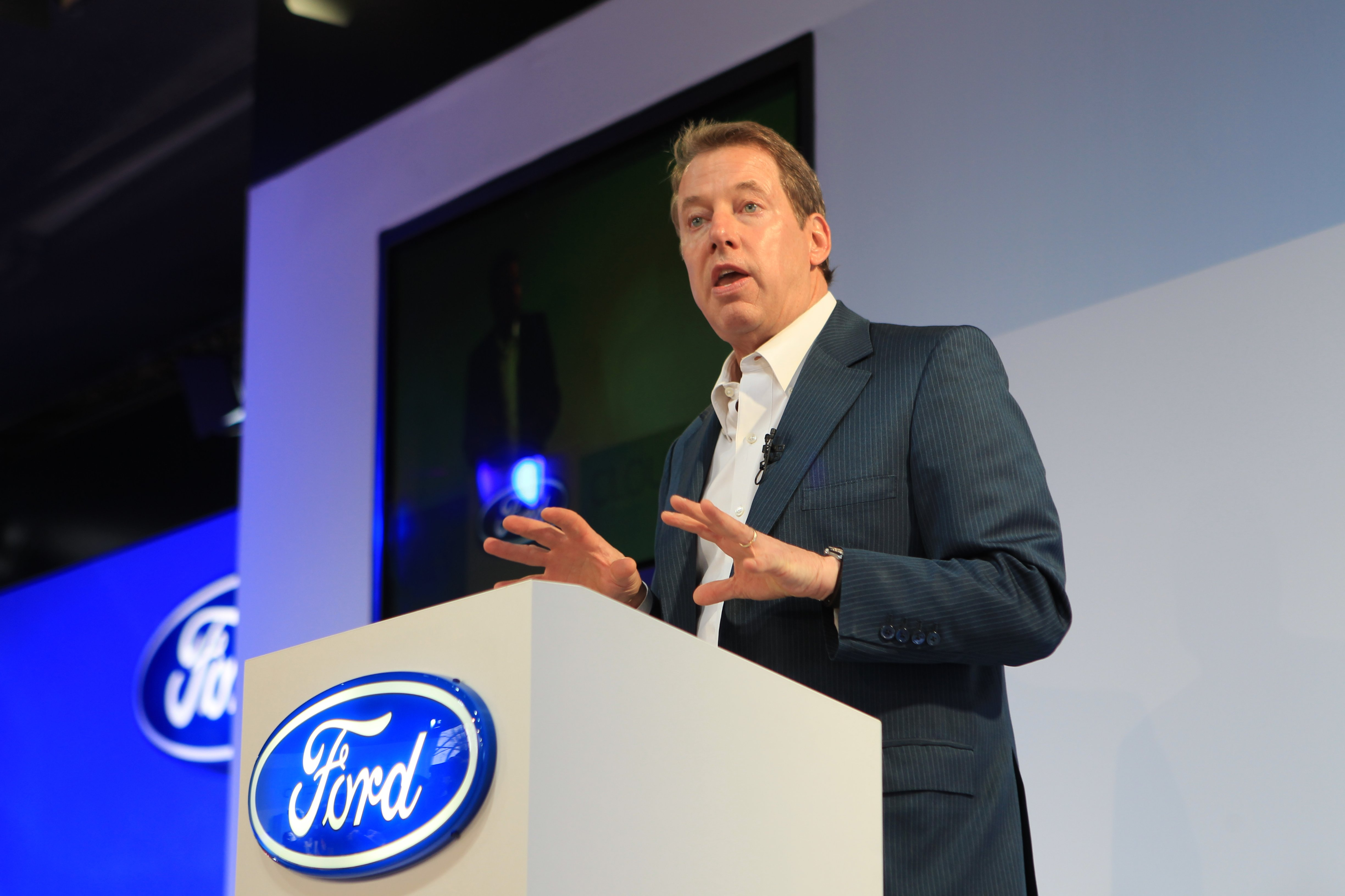 Money Matters: Moody's Downgrades Ford to Near Junk