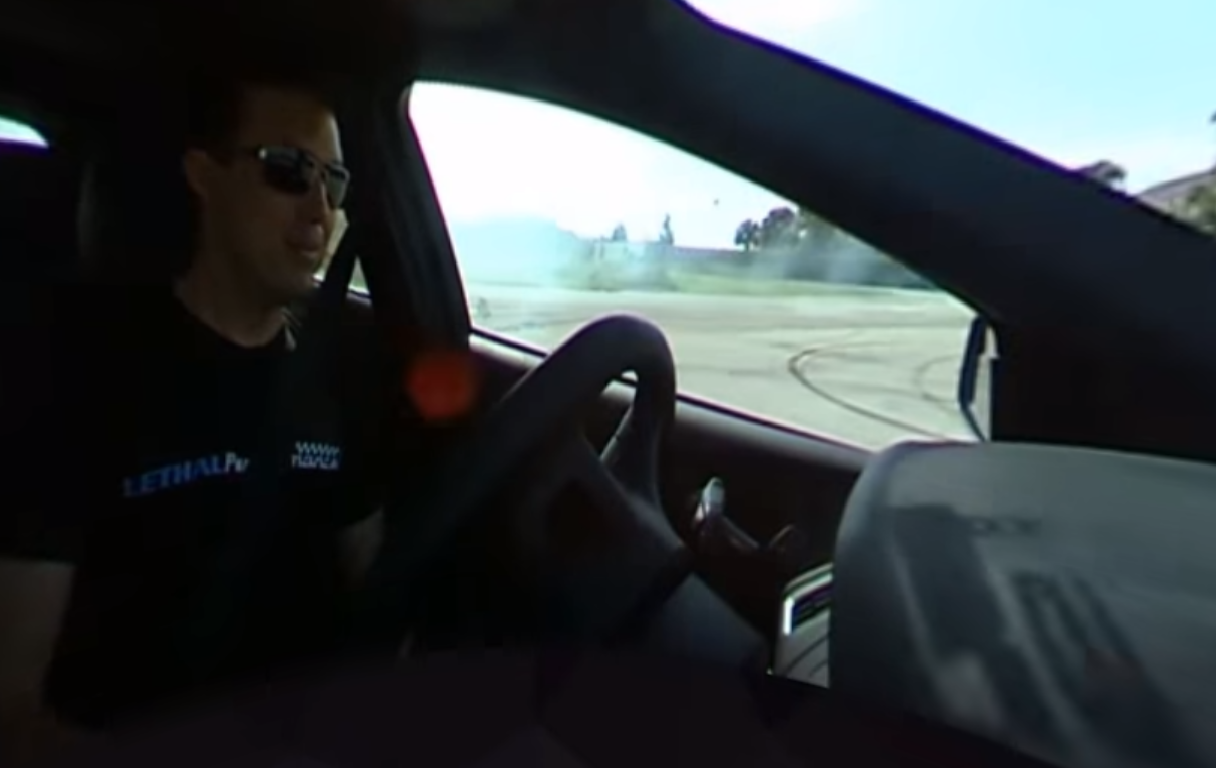 Watch Billy Johnson Tear it Up in the Lethal Performance Focus RS
