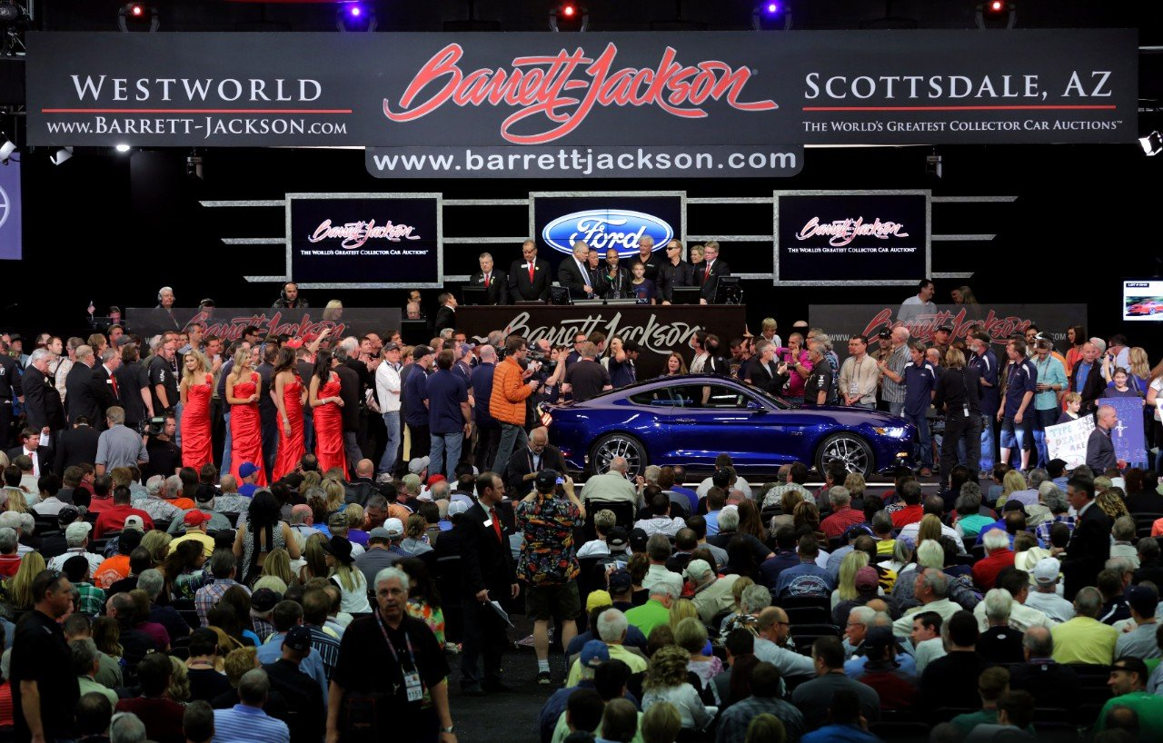 The Top 10 Mustangs We're Watching at Barrett-Jackson 2016