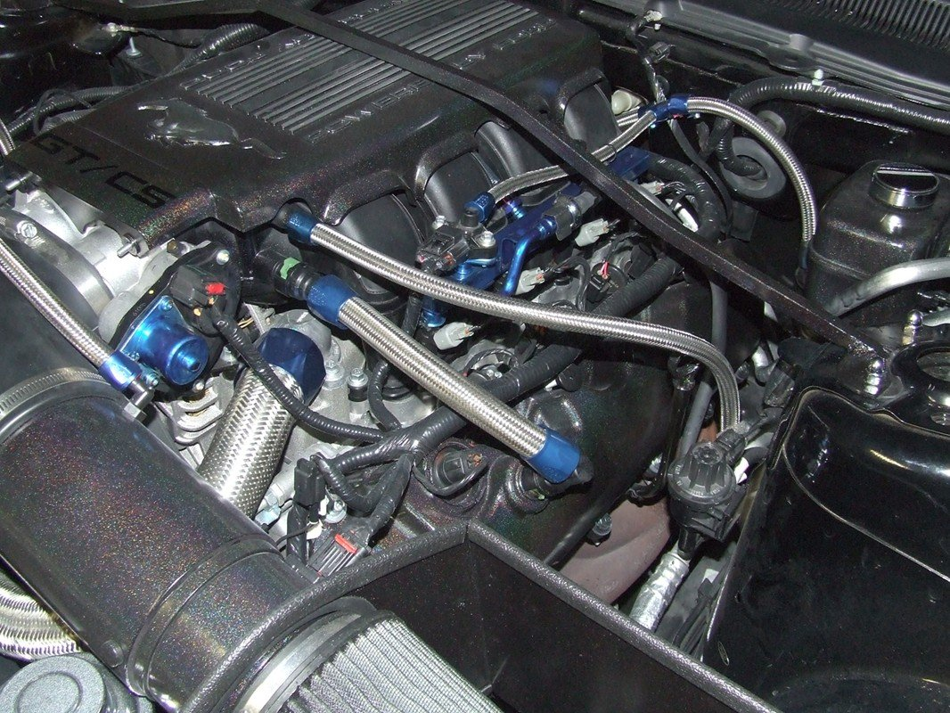 S197 Mustang Gt Engine Dress Up Question Ford Mustang Forum