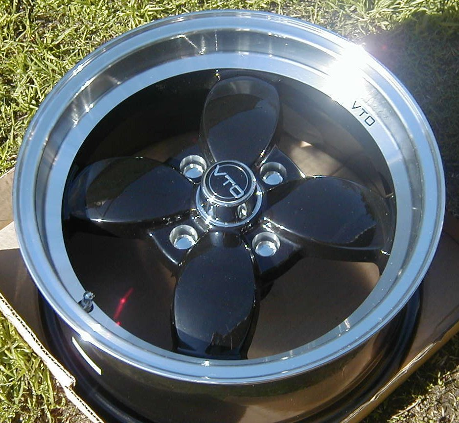 1965 Ford Mustang 4 Lug Bolt Pattern