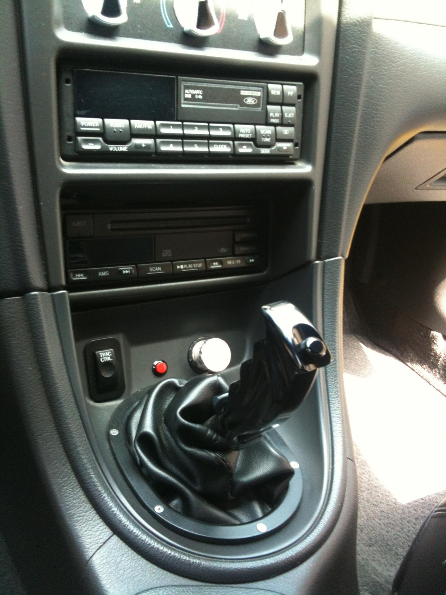 upr automatic shift knob ford mustang forum