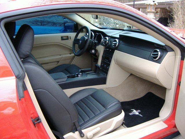 2008 V6 Mustang Replacement Upholstery Ford Mustang Forum