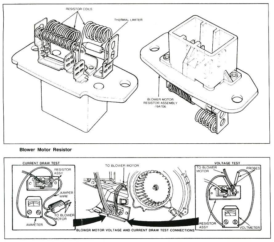 Blower motor and heater core problem ford mustang forum jpg views 992 size click image for larger version name blower motor resistor assembly sciox Gallery