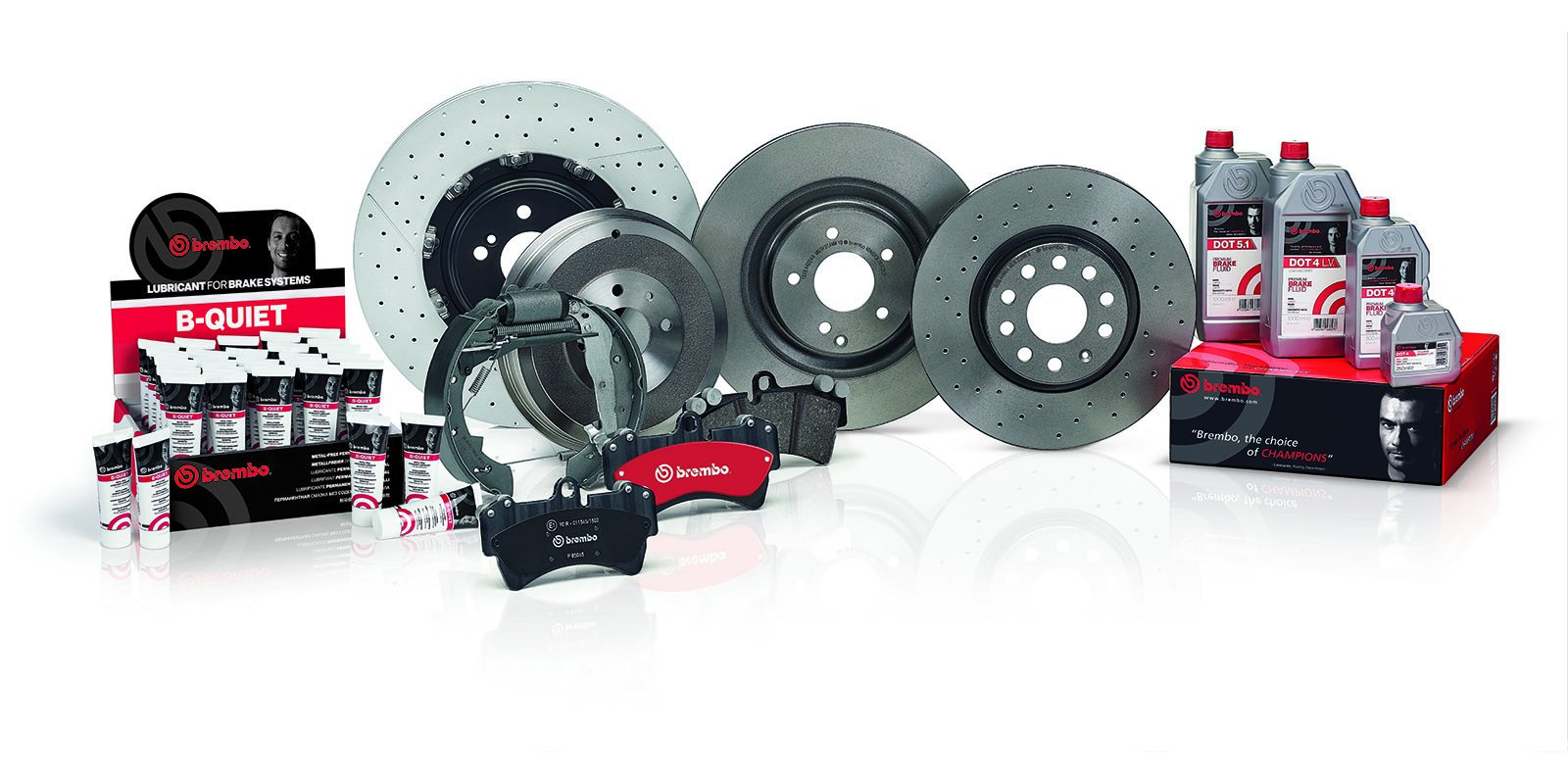 Newparts.com Launches Complete Line of Brembo Aftermarket Program