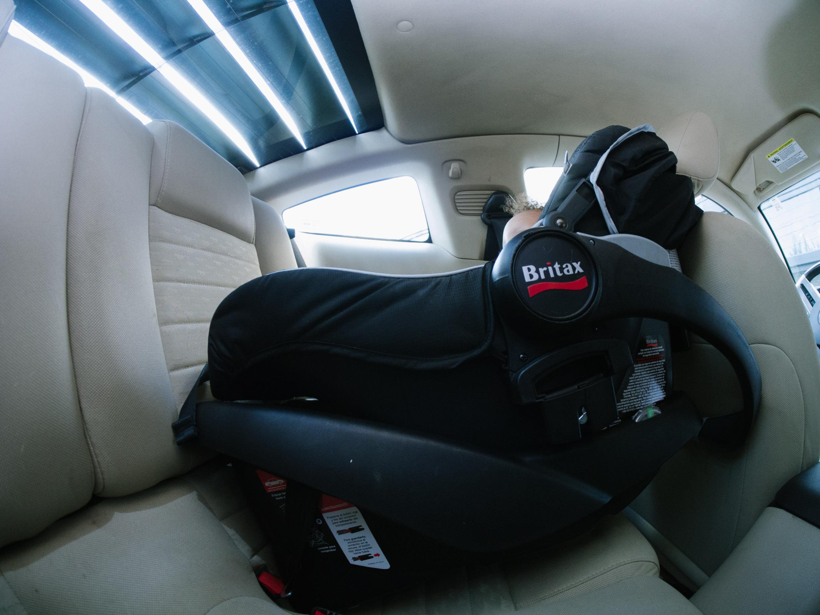 2006 Mustang and Britax Car Seat fit? - Ford Mustang Forum