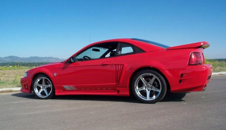 will Saleen c pillars fit? - Ford Mustang Forum