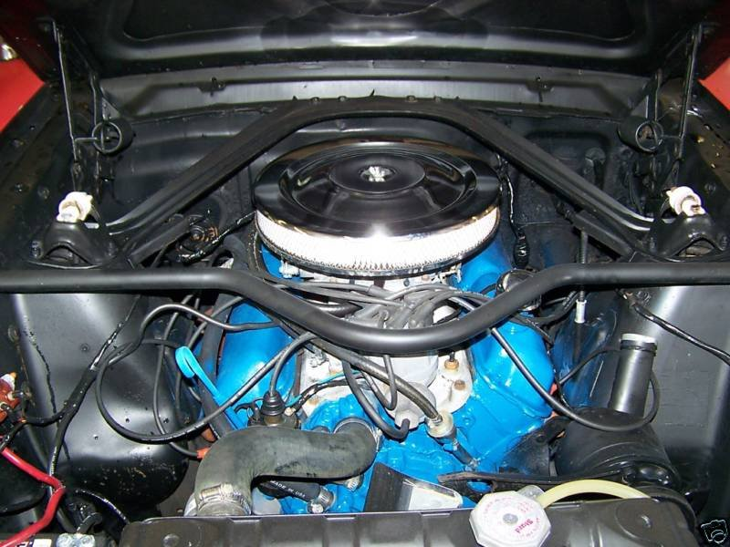 D Mustang Power Steering Pump Pulley Replacement C on Power Steering Pump
