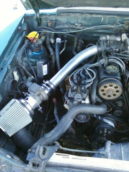 2 3 Cold Air Intake Ford Mustang Forum