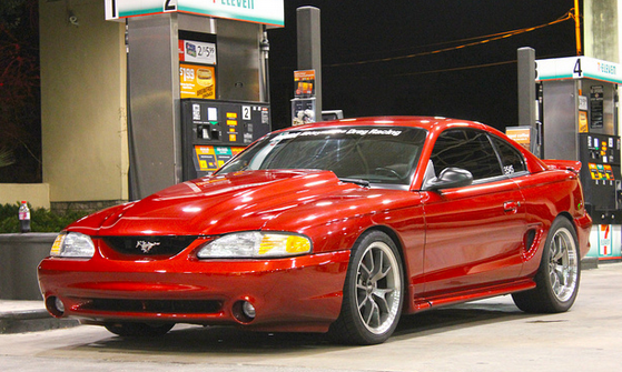 3 5 Or 5 Cobra R Hood Ford Mustang Forum
