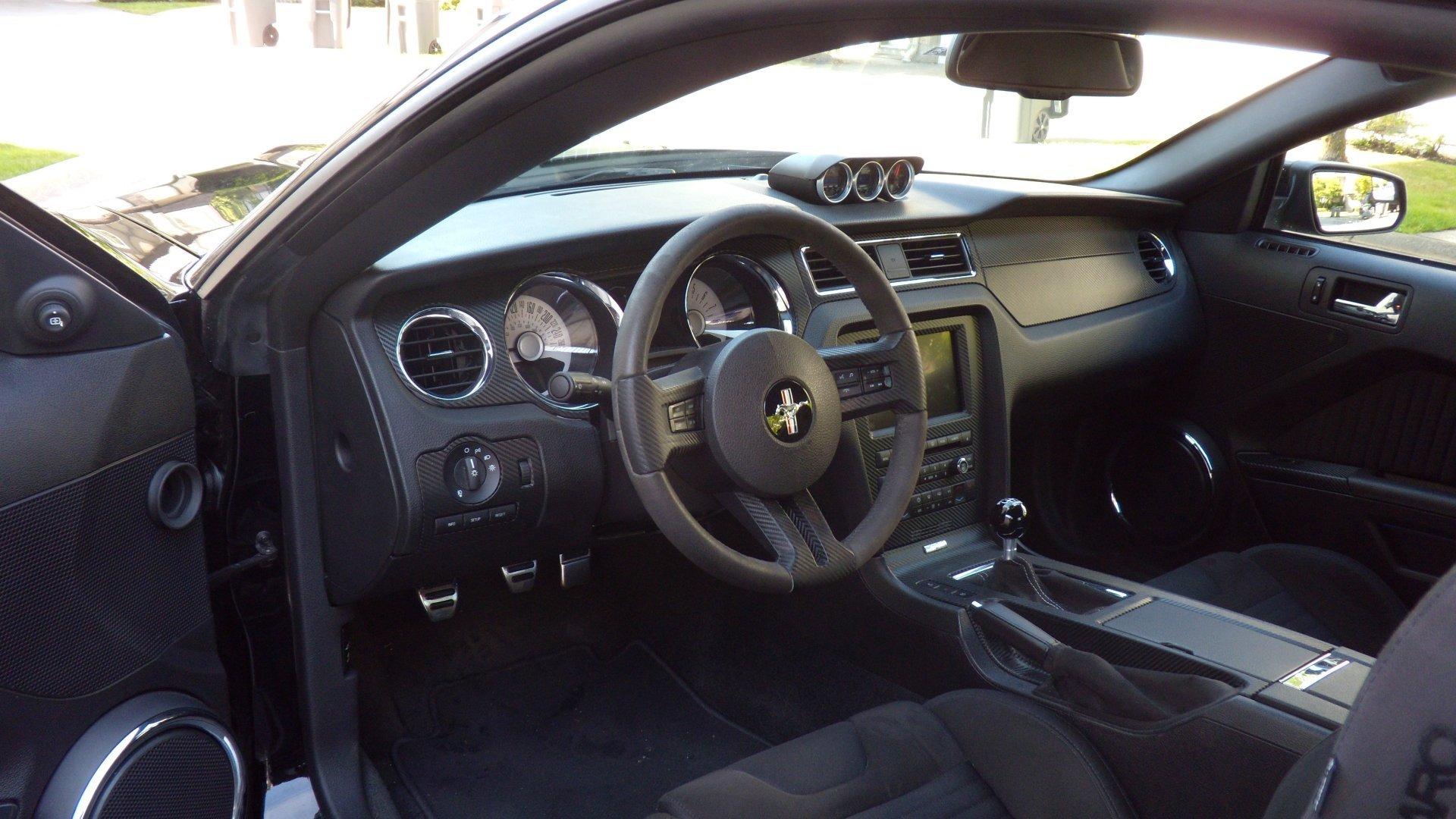 Carbon Fiber Interior Ford Mustang Forum