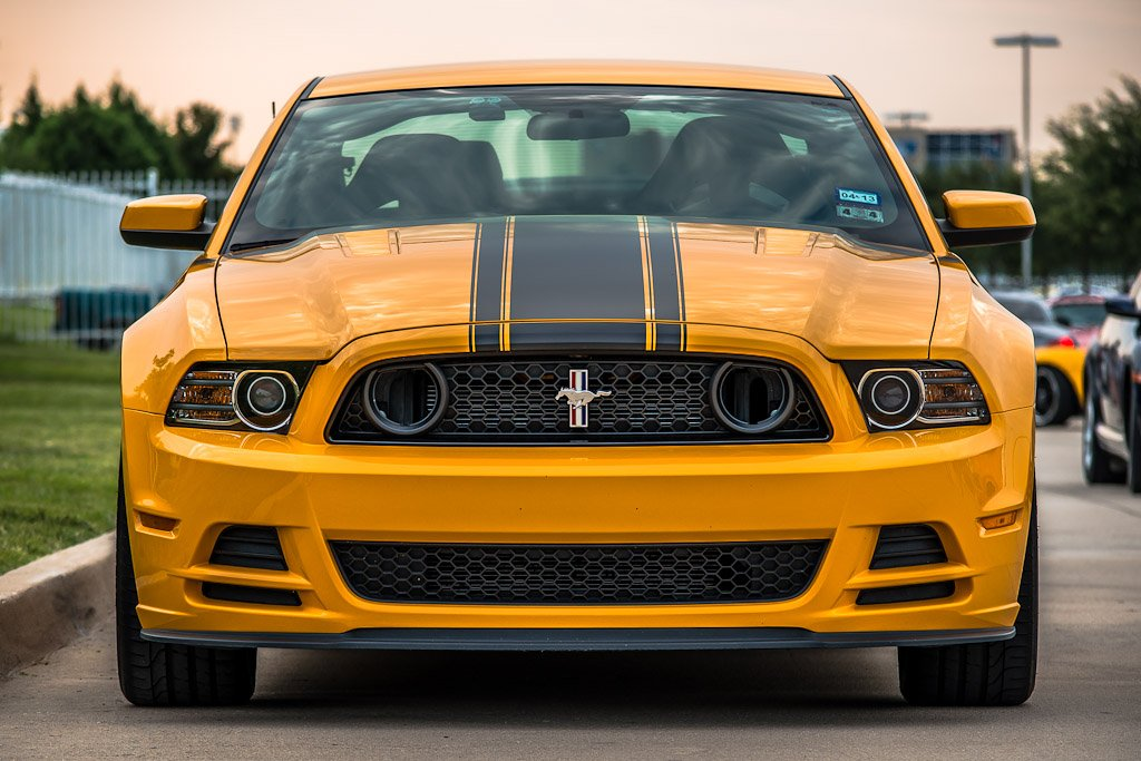 Spotted A 2013 Boss 302 And Roush Mustang Ford Mustang Forum