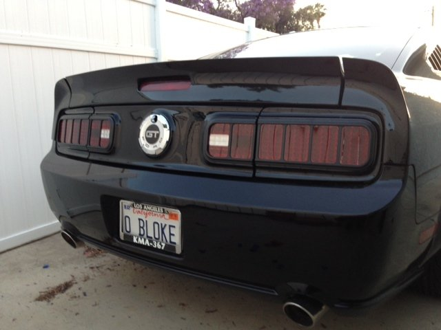 Cervinis Tail Light Conversion - Ford Mustang Forum