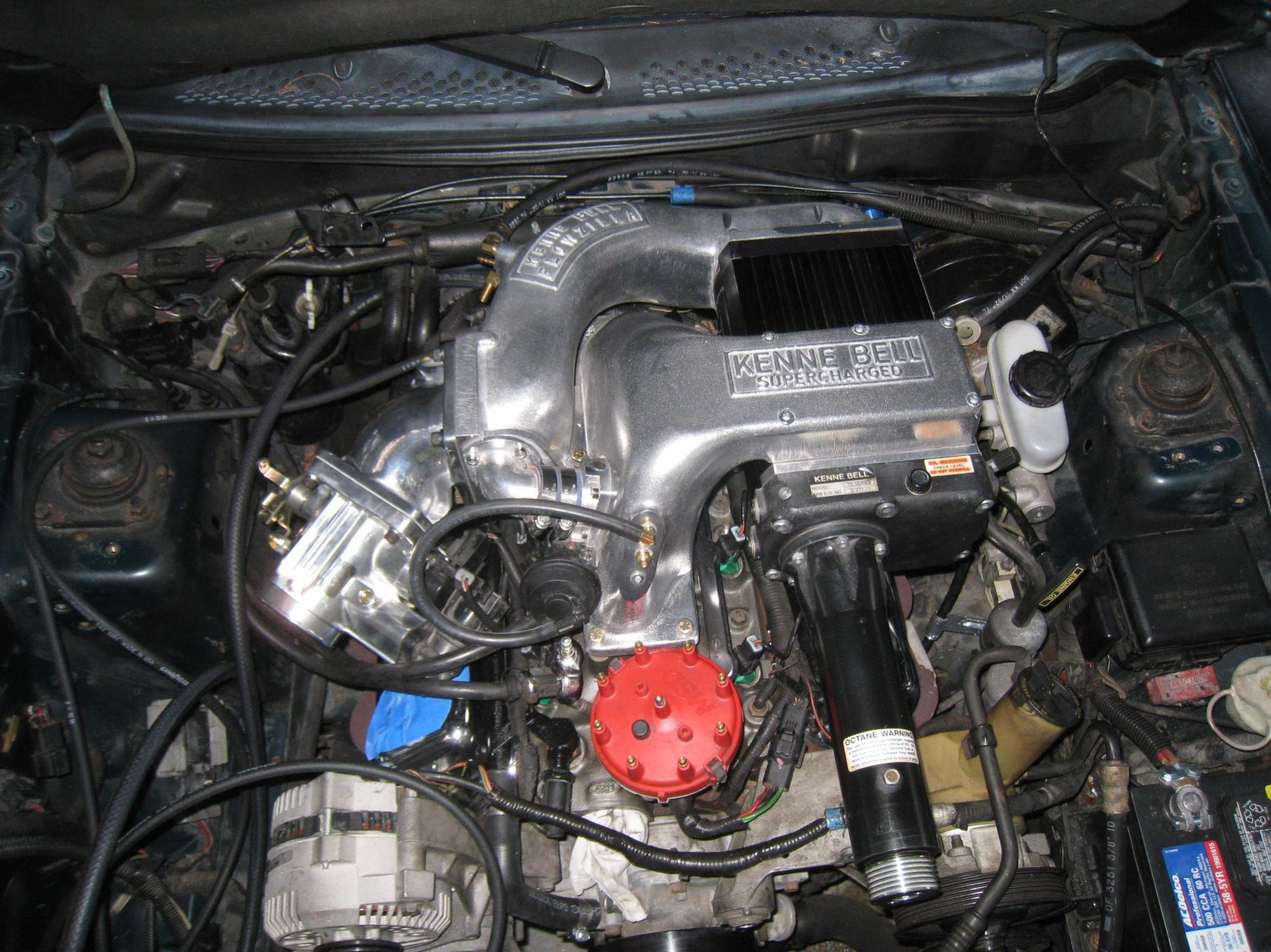 21 Kenne Bell Supercharger Install Ford Mustang Forum