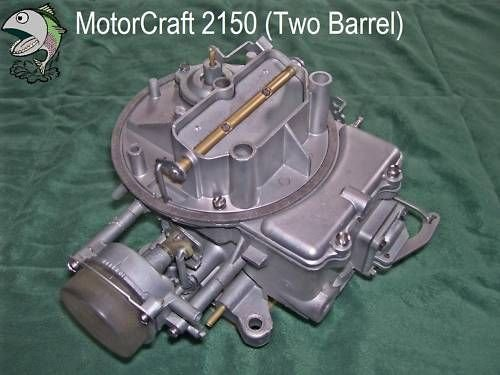 motorcraft holley 2150 exploded view
