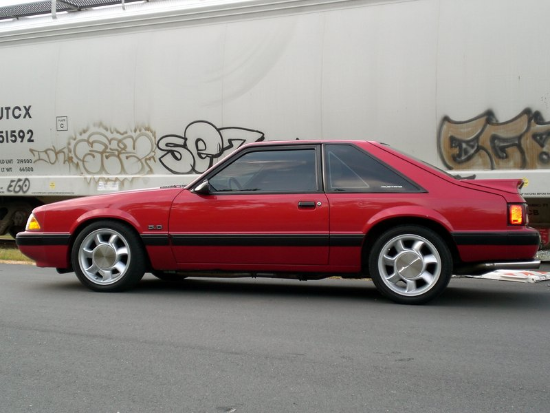 My 1991 Mustang Lx 5 0 Pictures And Info Ford Mustang Forum