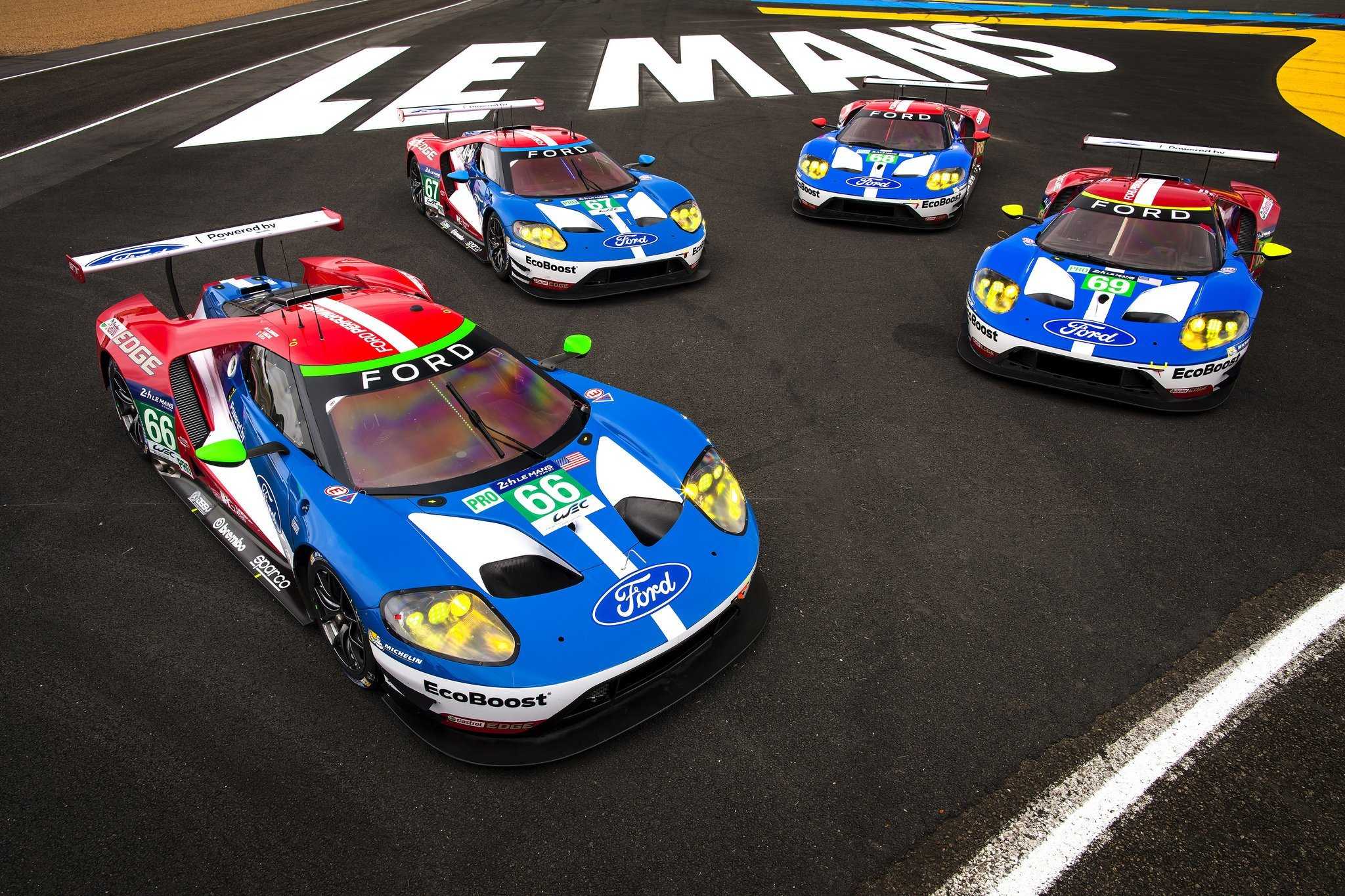 Ford Commits to Ford GT Program for Another Three Seasons